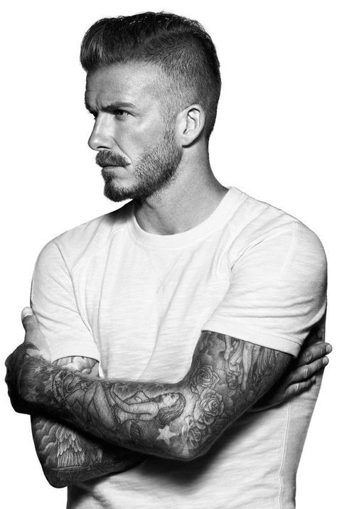 David Beckham Most Famous Hairstyles of All the Time