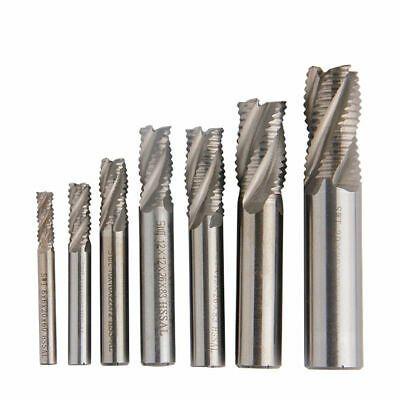 2pcs 10mm 4 FluteTungsten steel End Mill Cutter CNC Bit