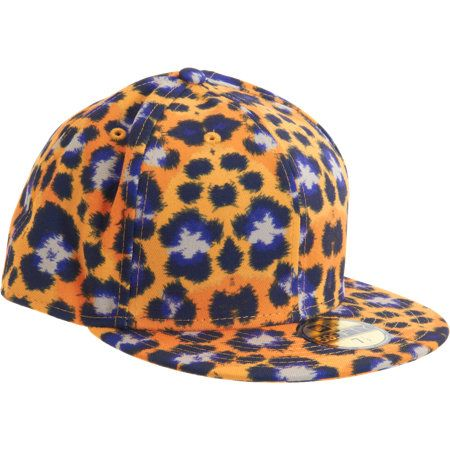 b5e7d33caca Kenzo X New Era Leopard Print Fitted Baseball Cap I WANT THIS ...