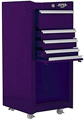Amazon Com The Original Pink Box Pb1804r 16 Inch 4 Drawer 18g Steel Rolling Tool Salon Cart With Bulk Storage Pink Home In 2020 Drawers Storage Viper Tool Storage