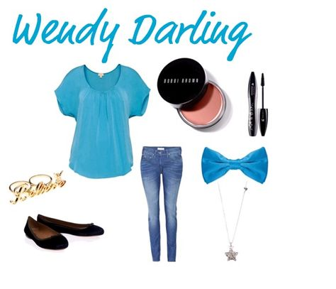 46bc58564a List of Pinterest wendy darling dress costumes inspired outfits ...