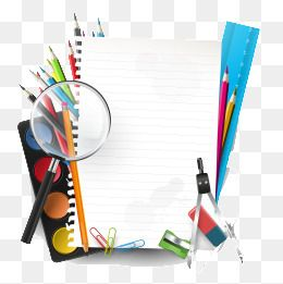 School Season Stationery Creative Pen And Paper School