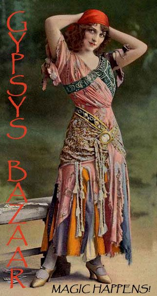 Gypsy Clothing Style