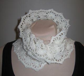 cuddly angora cowl free #crochet pattern