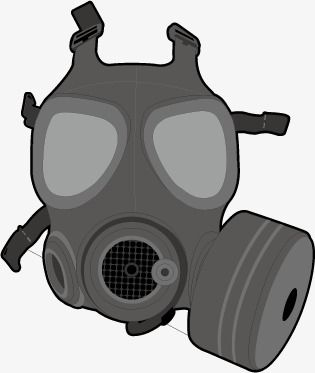 Gas Masks Antivirus Painting Dress Png Transparent Clipart Image And Psd File For Free Download Gas Mask Gas Mask