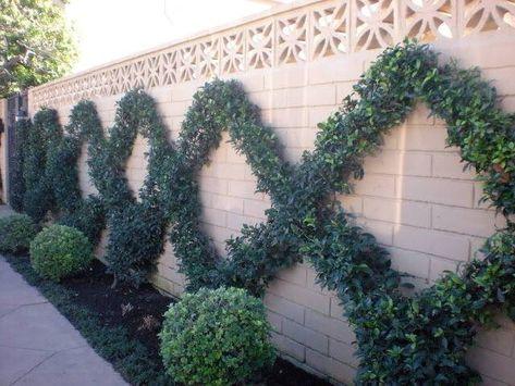Creatieve Decoratie Ideeen.Schutting Decoratie 50 Creatieve Ideeen Tuin Ideeen Tuin