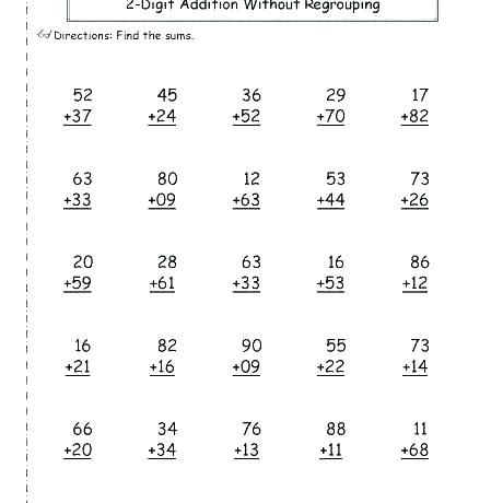 First Grade Math Worksheets Math Worksheets Basic Math Basic Math Worksheets