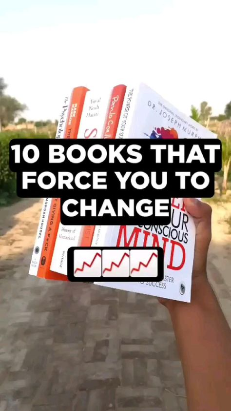 10 Books That Forceyou to change