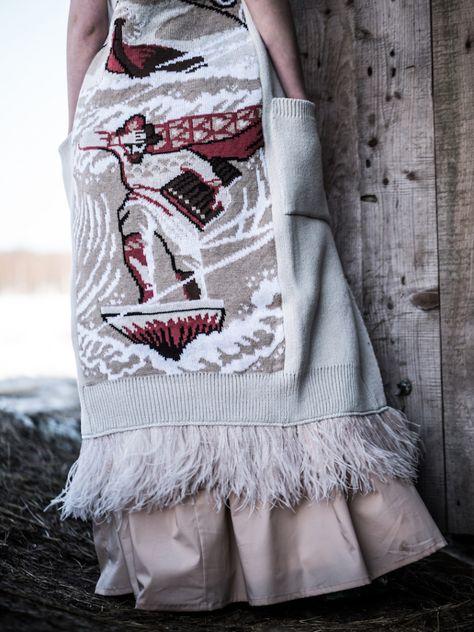 7КА коллекция | Коллекции осень-зима 2017/2018 | Москва | VOGUE