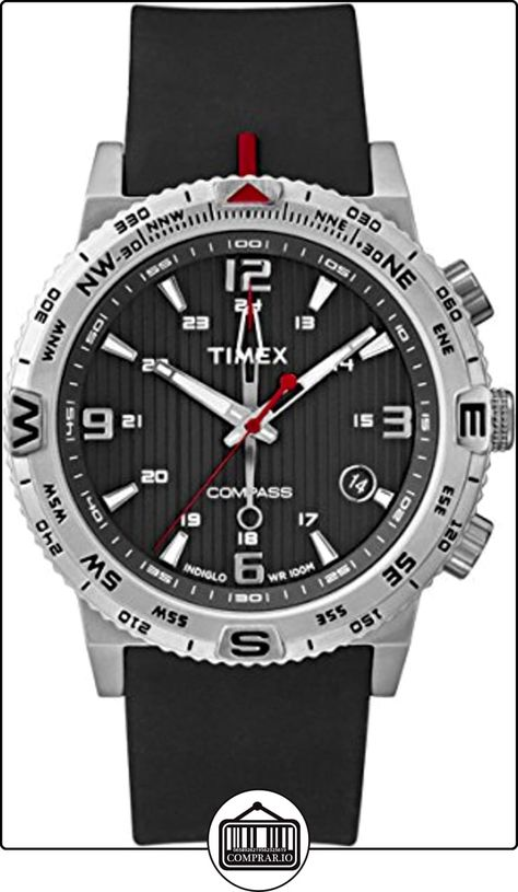 aab8744ddc91 Timex T2P285 - Reloj de cuarzo para hombres