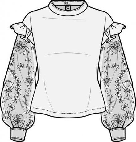 45+ Best ideas fashion art drawing patterns #fashion #drawing