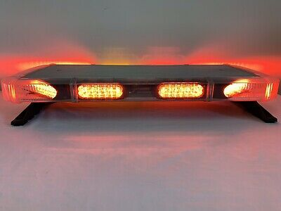 Details About Whelen Liberty Refurb Mini Lightbar 30 Red W Refurb Lenses Refurb Bar Lighting Croatia