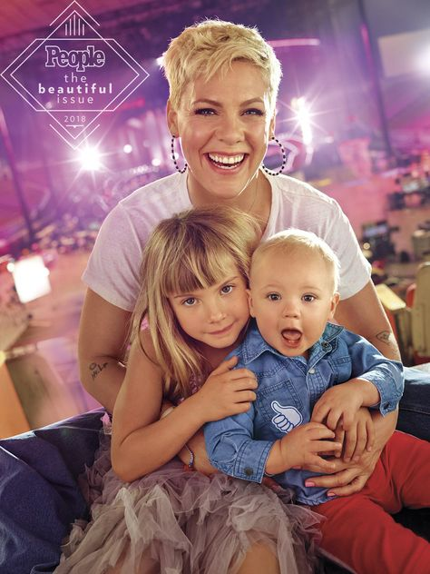 How Pink and Carey Hart Parent Their Two Kids: He's Always 'Good Cop'
