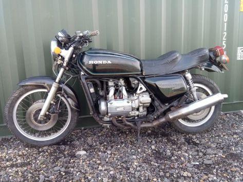 Honda Gl 1000 Gold Wing 1977 Mk1 Cafe Racer Historic Motorcycle