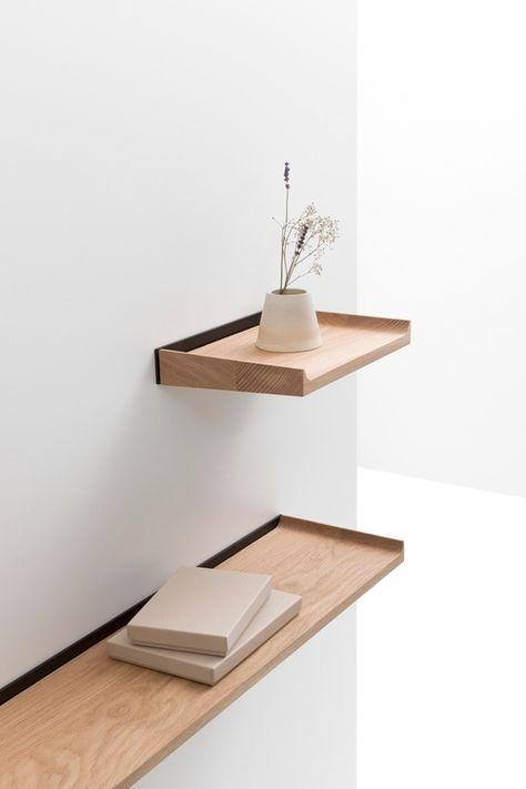 CRUSO - NOTES shelves