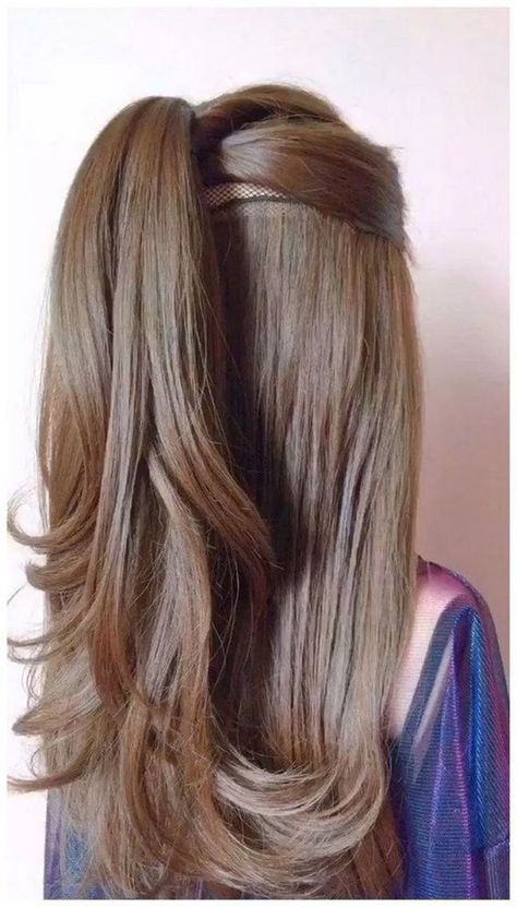 45 Attractive And Time Saver Hairstyle Ideas For You To Try Right Now - Page 39 of 45  #attractive #hairstyle #hairstyles #ideas #Page #right #saver #Time