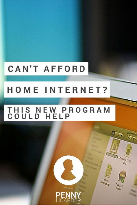 Can T Afford Home Internet This New Program Could Help