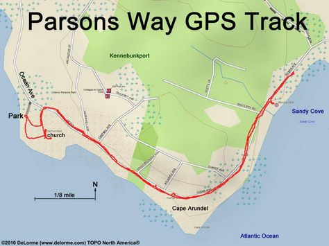 parsons way, Kennebunkport, ME - Google Search New England Coast - fresh google world map offline