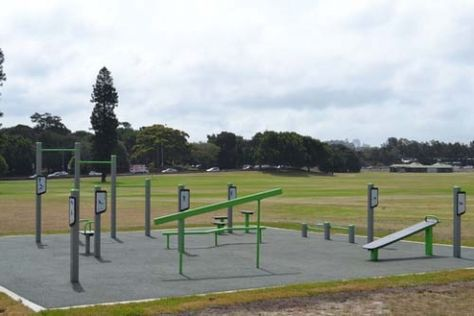 Queens Park Outdoor Gym Rejuvenated For Growing Active And Sporting Community Australasian Leisure Management Outdoor Outdoor Gym Rejuvenation