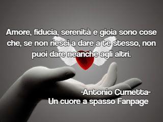 Antonio Curnetta Cuore Anton Fiducia