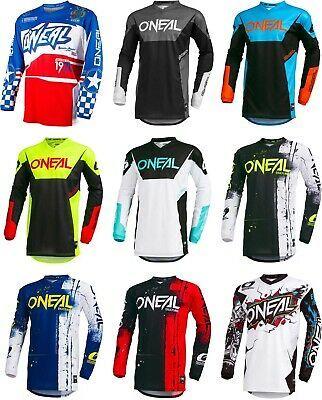 O/'Neal Mens /& Youth Black Element Racewear Dirt Bike Pants MX ATV 2019