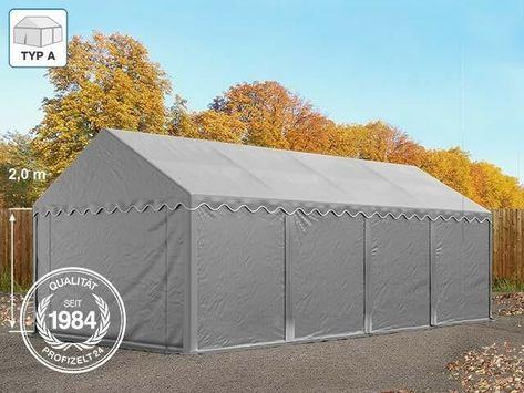Ebay Sponsored Lagerzelt 4x8m Zelt Weide Unterstand Lagerhutte