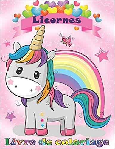 Telecharger Licornes Livre De Coloriage Pour Enfants Tout