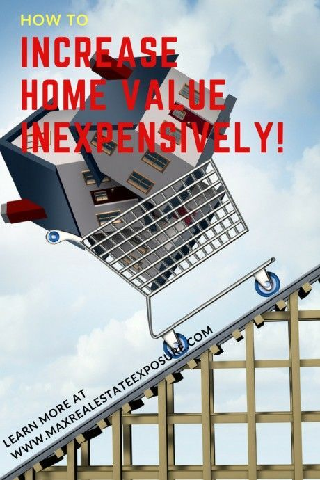 4 Low Cost Improvements To Increase A Homes Value Home Values