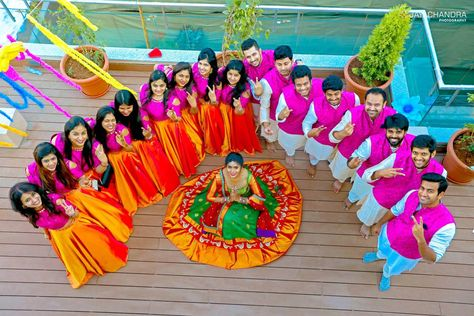 The Super Extravagant Telugu Wedding Replete With Glitz