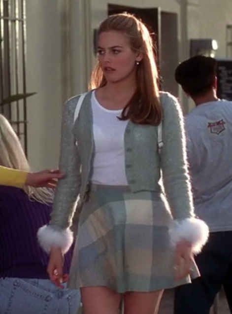 "Which Of Cher Horowitz's Outfits From ""Clueless"" Should You Wear? Clueless Outfits, Clueless Fashion, Tomboy Outfits, 2000s Fashion, Mode Outfits, Fashion Outfits, Fashion Trends, Clueless 1995, Cher From Clueless"