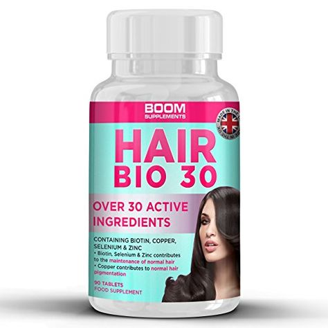 Hair Growth Hair Bio 30 Supplements Hair Growth Tablets90 Tablets Want Additional Biotin Hair Growth Vitamins Vitamins For Hair Growth Hair Growth Supplement