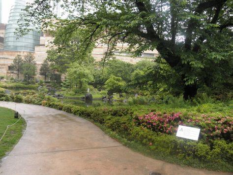 毛利 庭園