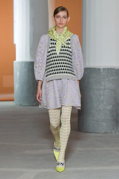 Stine Goya Copenhagen Spring 2022 Collection - Vogue