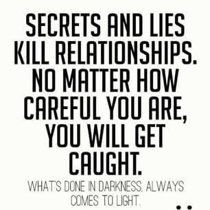 In people lie relationships do why Why We