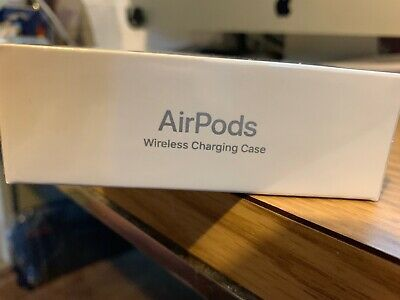 New Genuine Apple Airpods 2nd Generation Wireless Charging Case White Mrxj2am A Ebay Apple Airpods 2 Wireless Wireless Charging Pad