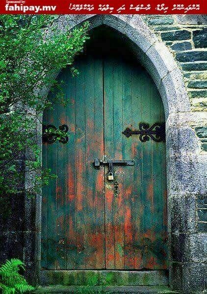 ރ ޒ Https Www Esfiya Com 68413 Doors Beautiful Doors Green Door