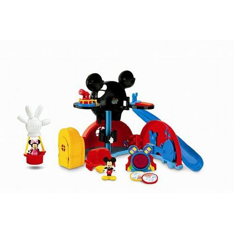 Compara Preturi Casuta Clubul Lui Mickey Mouse Cadouri Pentru Copii Fisher Price Mickey Mouse Clubhouse Playset Mickey Mouse Mickey Mouse Clubhouse