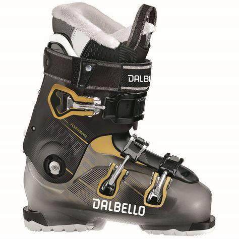 Women's Dalbello Kyra MX 90 Ski Boots 2018 23.5 in Black