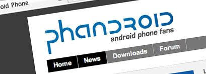 Phandroid Is For Sale And 5 Historic Moments In This Moment