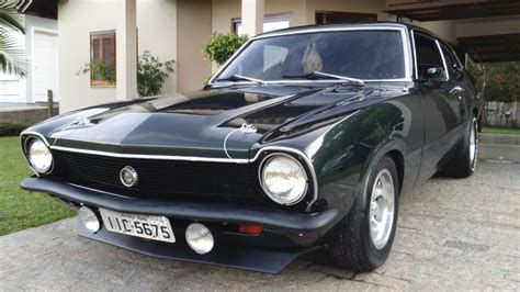 Ford Maverick 1975 2015 Bullitt Custom Concept Youtube Ford