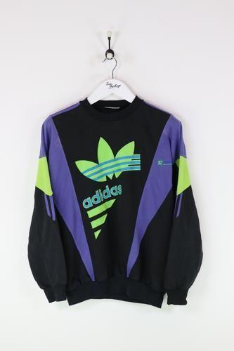 En todo el mundo libro de texto Sherlock Holmes  Adidas Sweatshirt Black/Purple/Green Medium   Vintage clothing men, Vintage  adidas, Clothes