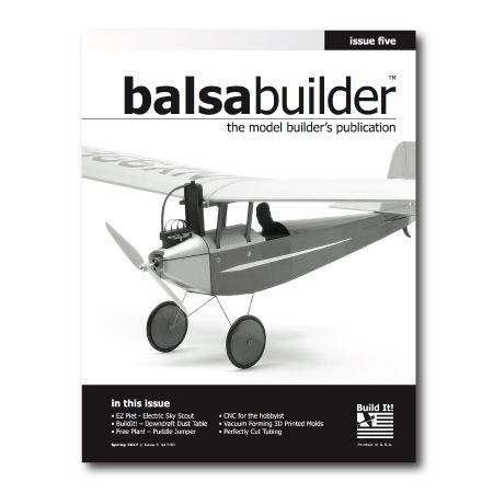 Pin On Balsa Builder Magazine