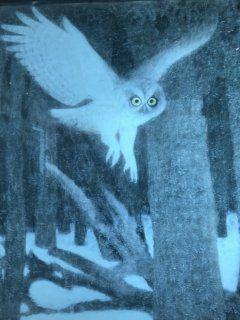 岩橋英遠 作品 滝川市美術自然史館蔵 にて飾られています #雪 #北海道 ...