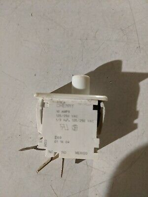 Sponsored Ebay Cherry Door Switch 10amps 125 250vac Micro Switch Limit Switch E69 Used In 2020 Door Switch Switch Micro