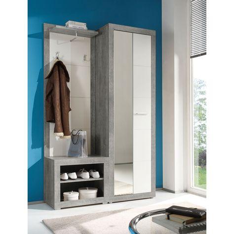 Garderobenset Rognan 3 Teilig Products In 2019