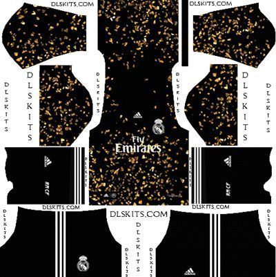 Real Madrid X Ea Sports Fifa 20 Dream League Soccer Kits In 2020 Ea Sports Fifa Real Madrid Kit Soccer Kits