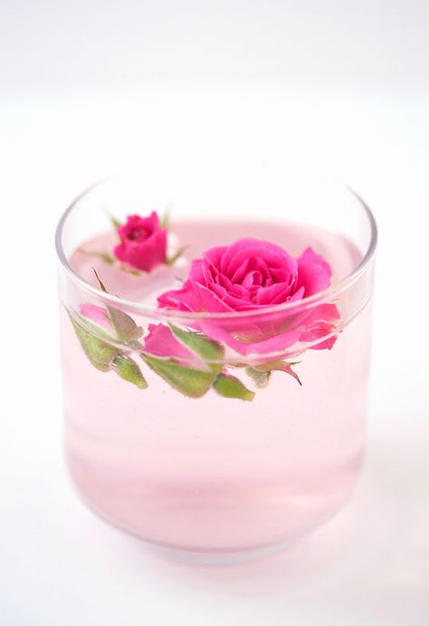 A rose cocktail is perfect for your Derby Day celebrations