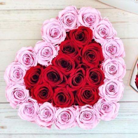 احلى بوكيه ورد بوكيه ورد جميل اجمل بوكيه ورد فى العالم Zina Blog Rose Flower Boxes Red Flowers