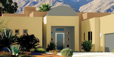 Home Design Color Palette with Best Exterior Home Color