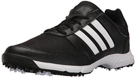 Powerband Boa Boost, Chaussures de Golf Homme, Noir (Core Black/Core Black/White), 42 EUadidas